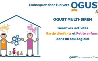 Gérer 2 activités avec Ogust