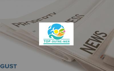 Lancement d'Ogustine Martinique, La premiière place de marché pour les entreprises martiniquaises de services à la personne