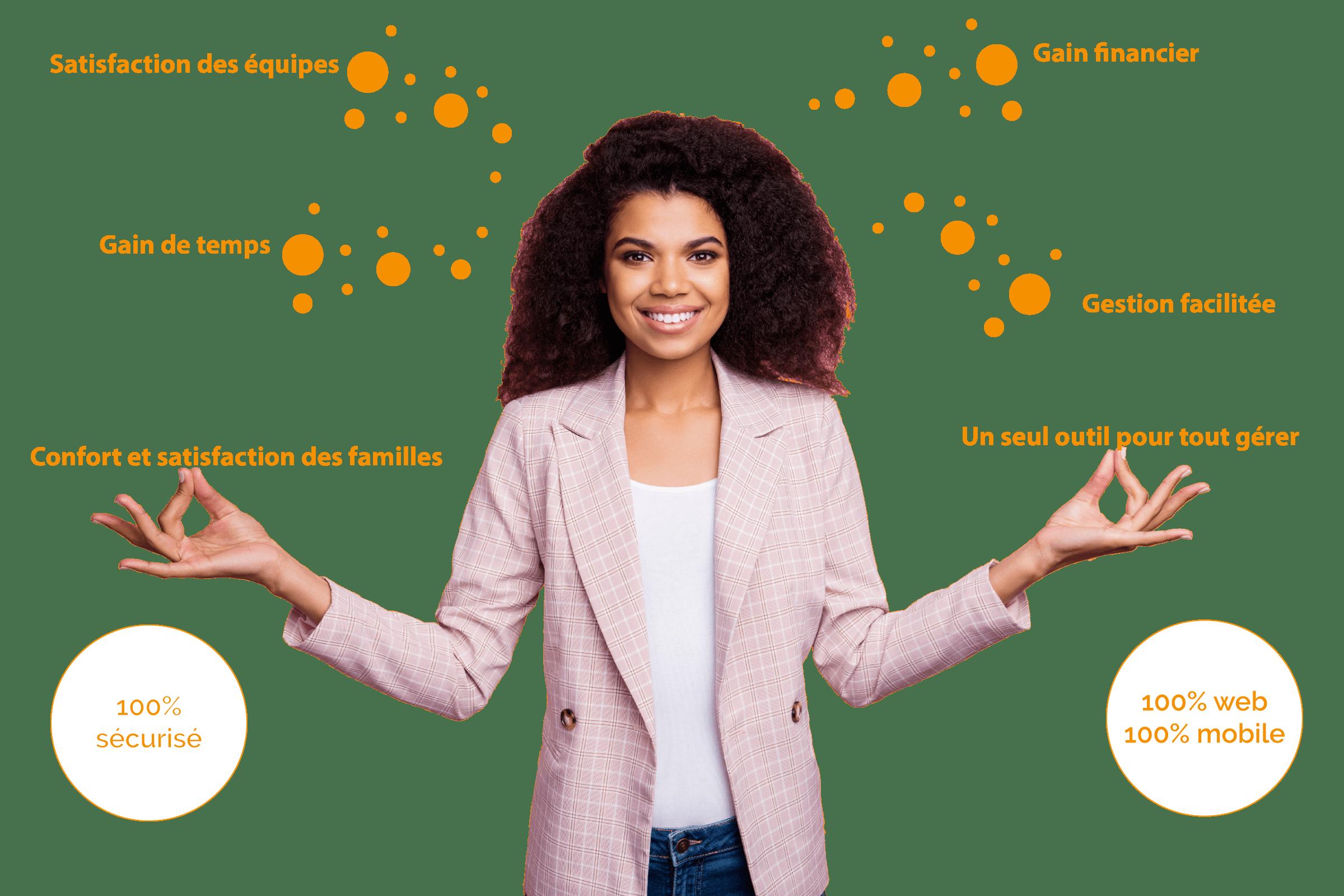 Logiciel Ogust : avantages et bénéfices - Logiciel de gestion des société de services
