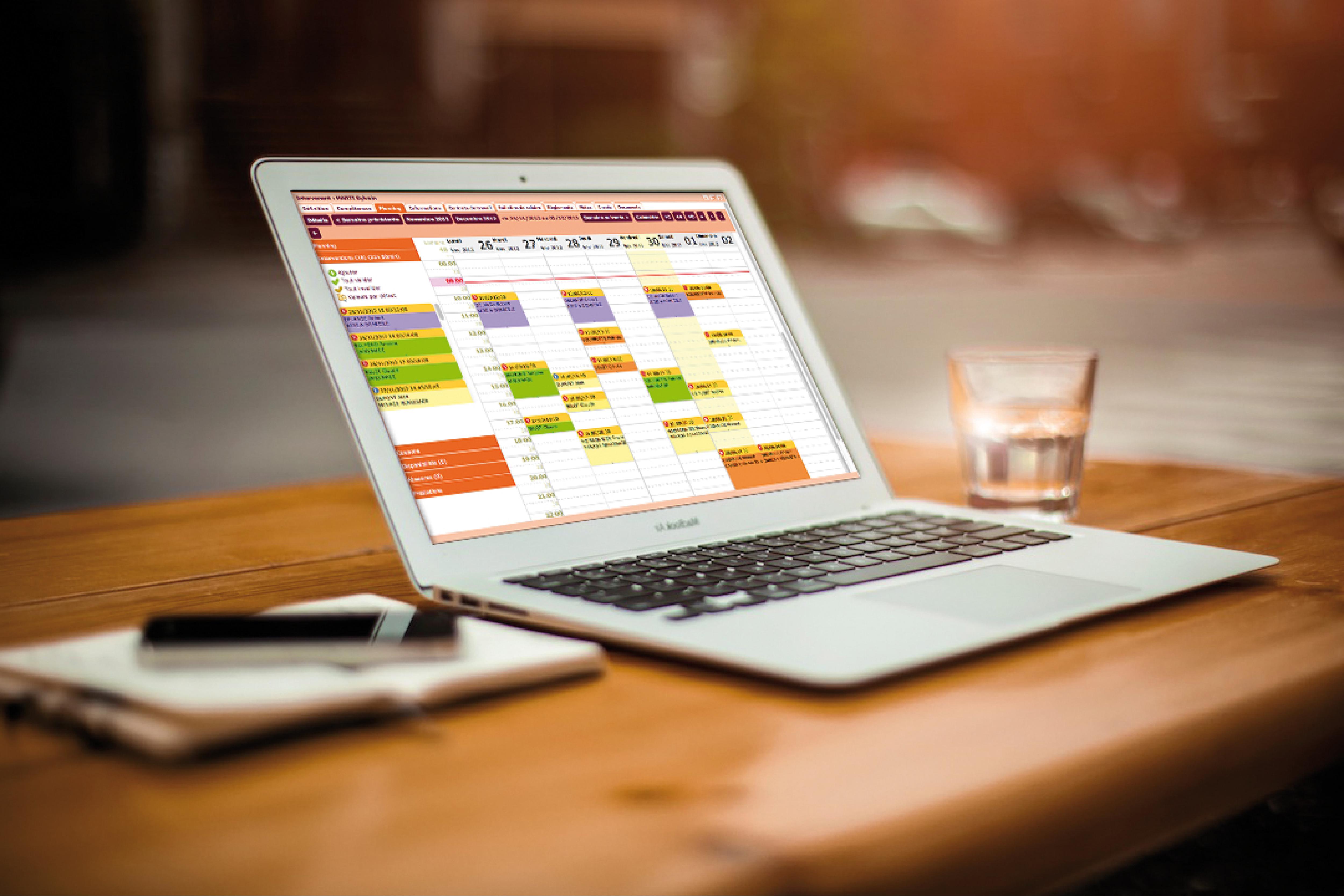 Logiciel de gestion des société de services - télécharger la documentation