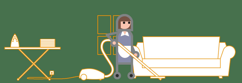 Logiciel ménage et repassage - services à la personne