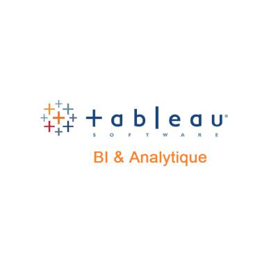 Tableau Bi et Analytics