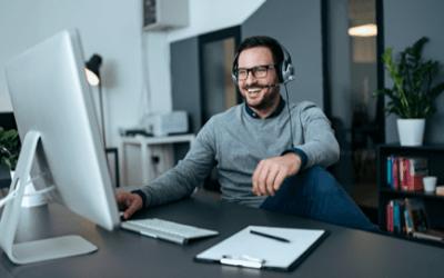 Une alternative au cours à domicile en présentiel : la vidéoconférence ?